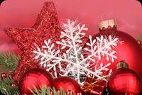 Trang Hòang Mùa Giáng Sinh Mẫu Nền Thư