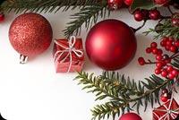 Thiệp Noel Đẹp Mẫu Nền Thư