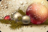 Noel Ấm Áp Ngập Tràn Mẫu Nền Thư