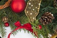 Gửi Lời Chúc Giáng Sinh Mẫu Nền Thư