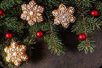 Trang Trí Nền Thư Giáng Sinh Mẫu Nền Thư