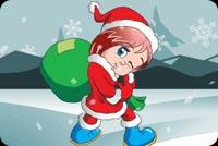 Chúc Bạn Giáng Sinh Hạnh Phúc Mẫu Nền Thư