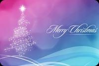 Giáng Sinh Huyền Diệu Mẫu Nền Thư