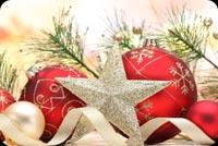 Giáng Sinh Năm Nay Sẽ Rất Đẹp Mẫu Nền Thư