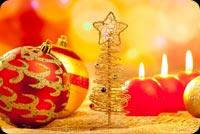 Chúc Bạn Noel An Lành Hạnh Phúc Mẫu Nền Thư
