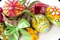 Mừng Đón Easter Mẫu Nền Thư