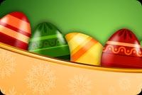 Khung Thiệp Đẹp Cho Easter Mẫu Nền Thư