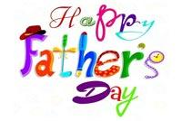 Happy Daddy's Day Mẫu Nền Thư