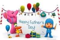 Các Con Mừng Ngày Lễ Của Bố Mẫu Nền Thư