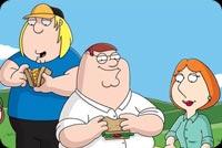 Family Guy Mẫu Nền Thư