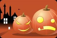 Đêm Halloween Mẫu Nền Thư