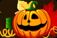 Happy Halloween! Mẫu Nền Thư
