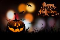 Happy Halloween :) Mẫu Nền Thư