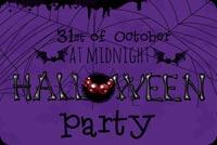 Nhền Nhện Halloween Mẫu Nền Thư