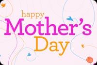 Mừng Ngày Lễ Mẹ Mẫu Nền Thư