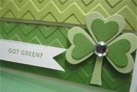 Got Green Mẫu Nền Thư