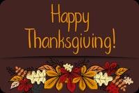 Hình Nền Thanksgiving Đẹp Mẫu Nền Thư