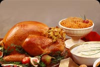 Bữa Tối Lễ Tạ Ơn Mẫu Nền Thư