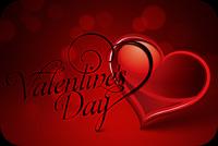 Valentine's Day Ngày Tình Yêu Mẫu Nền Thư